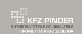 Startseite von Kfz Autoteile Pinder, Zündkerze, Kotflügel, Kfz Ersatzteile, Auto Teile